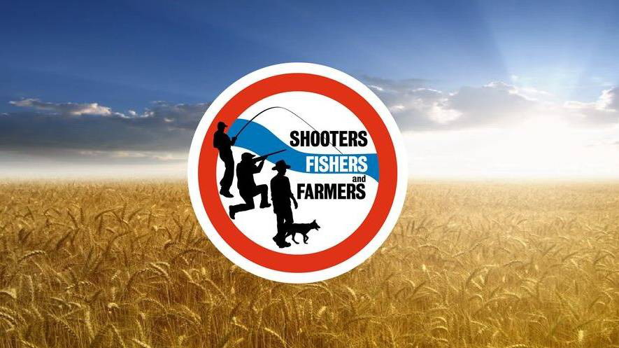 Shooters Fishers & Farmers